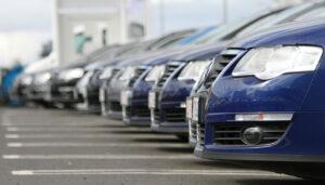 Автомобили на продажу. Фото Helgi Halldórsson