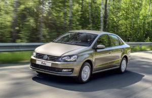 Как менялась цена седана Volkswagen Polo за последние 2 года в России