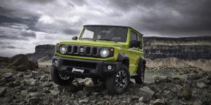Объявили российские цены на новый Suzuki Jimny
