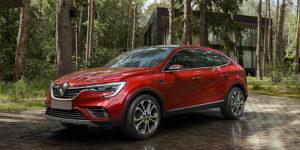 Renault получила ОТТС на кросс-купе Renault Arkana