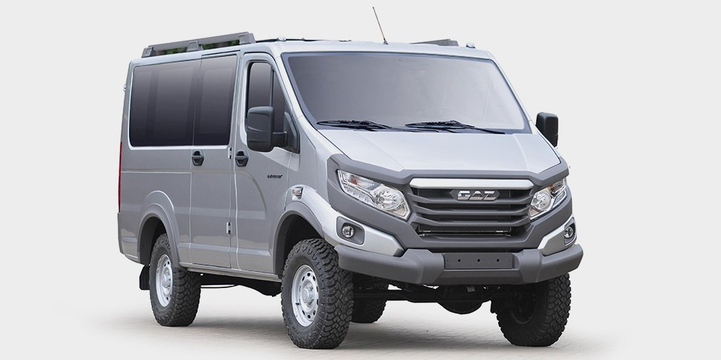 ГАЗ показал внедорожники для экстремальных путешествий