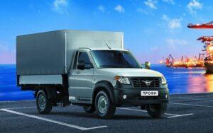 В России выросли цены на фургон УАЗ «Профи»