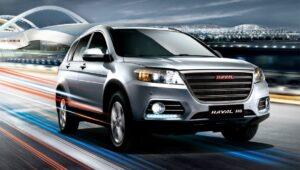 Haval стал лидером по продажам китайских автомобилей в РФ в феврале