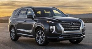Кроссовер Hyundai Palisade скоро появится в России