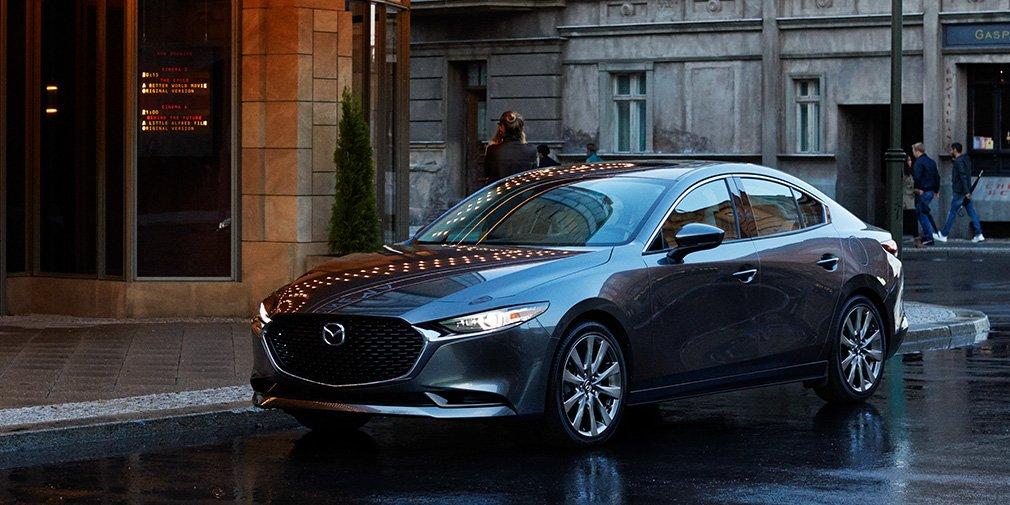 Mazda представила новую 'тройку' (ФОТО, ВИДЕО)
