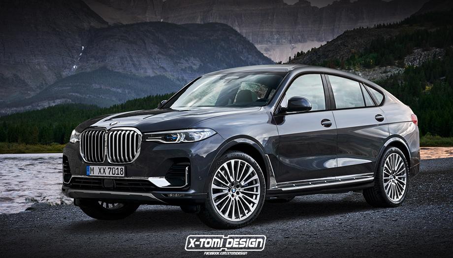 El BMW X8 de cuatro plazas será el modelo de marca más caro