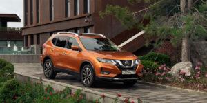 Новый Nissan X-Trail стал бестселлером марки в России в январе