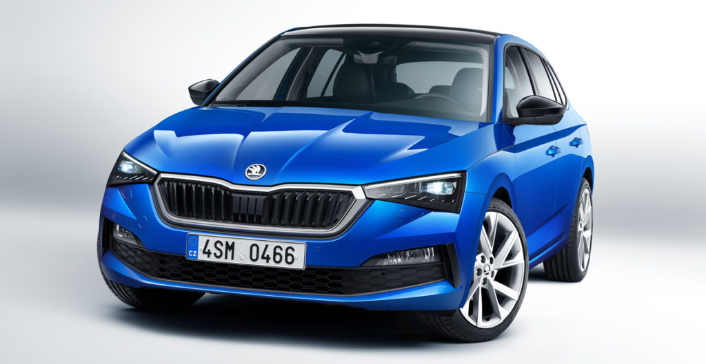 Шкода  Scala: «чехи представили конкурента VW  Golf «Техноблог