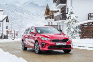 KIA подняла цены на четыре модели в России