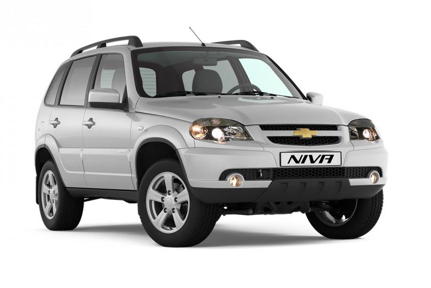 GM-АвтоВАЗ Chevrolet Niva 2019