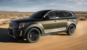 Kia Telluride получил премию «Всемирный автомобиль года 2020»
