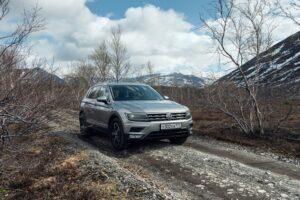 В России появилась новая спецверсия Volkswagen Tiguan All Inclusive