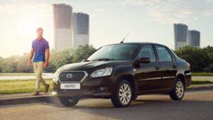 Datsun обновит седан Datsun on-DO в России