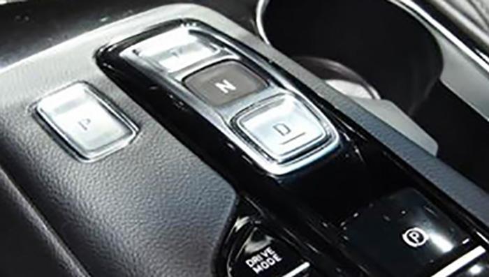 В новейшей Хёндай Sonata неокажется традиционного рычага КПП