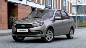 Появилась свежая информация о Lada Granta нового поколения