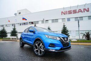 Названы комплектации обновленного Nissan Qashqai