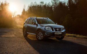 Nissan повысил цены в России на две модели