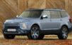 Опубликованы первые изображения нового Mitsubishi Pajero