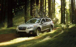 Subaru представит новое поколение Outback в 2019 году