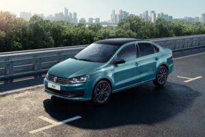 Российский Volkswagen Polo получил новую спецверсию Connect