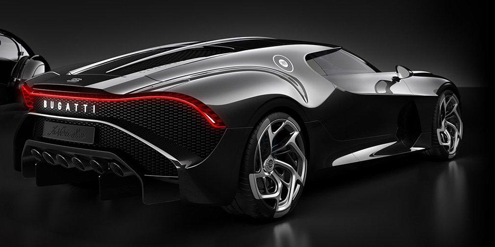 Бугатти отметила 110-летие выходом самого дорогого автомобиля всвоей коллекции