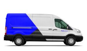 Грузовые Ford Transit стали доступны в каршеринге «Яндекс.Драйв»