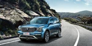 Новый внедорожник GAC GS8 готов к старту продаж в России