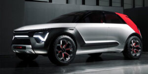 Компания Kia сосредоточится на кроссоверах и электромобилях