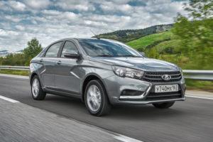 АвтоВАЗ завершил производство Lada Vesta с «автоматом»