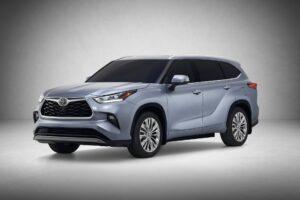 Представлен Toyota Highlander нового поколения