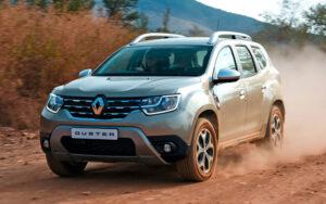 Новый Renault Duster лишат дизельных двигателей