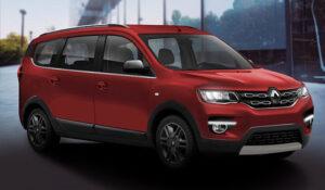Кросс-вэн Renault Triber за 500 000 рублей показали на свежих фото