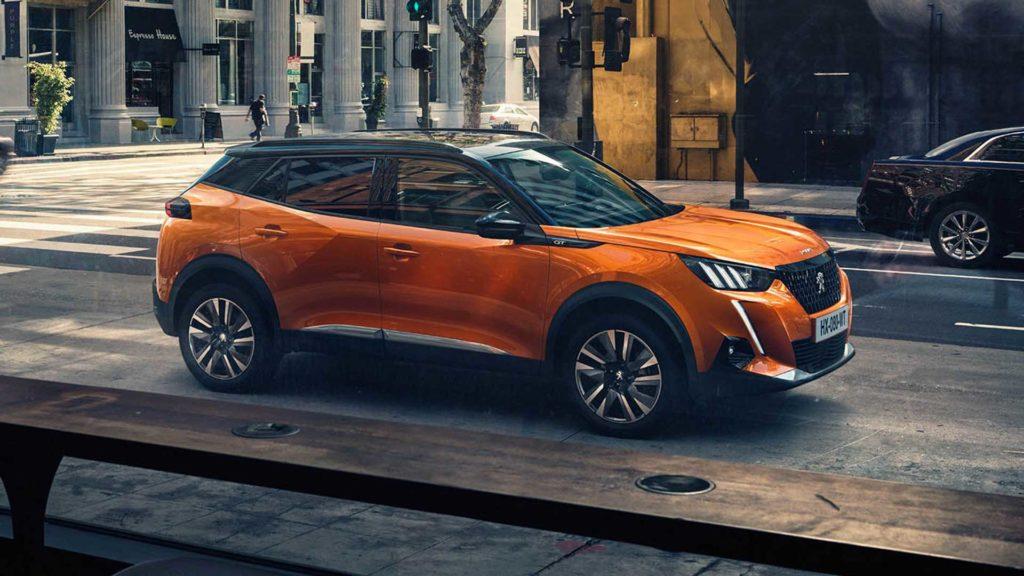 Peugeot (Пежо) официально представила обновленный тип кроссовера 2008. Новинки мирового авторынка