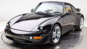 В США выставили на продажу редчайший Porsche 911