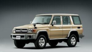 Toyota продала 10 миллионов Toyota Land Cruiser