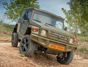 Внедорожник «Сталкер» на базе Lada 4x4 вышел в продажу