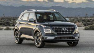 Hyundai запатентовал в РФ новый кроссовер Hyundai Venue