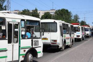 Автобусы ПАЗ-3205. Фото Ilya Plekhanov
