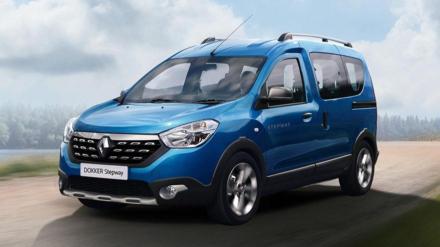 Renault Kangoo на излёте карьеры превратился в новую модель Nissan ...   494x881