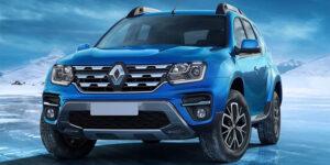 Renault обновил Duster первого поколения