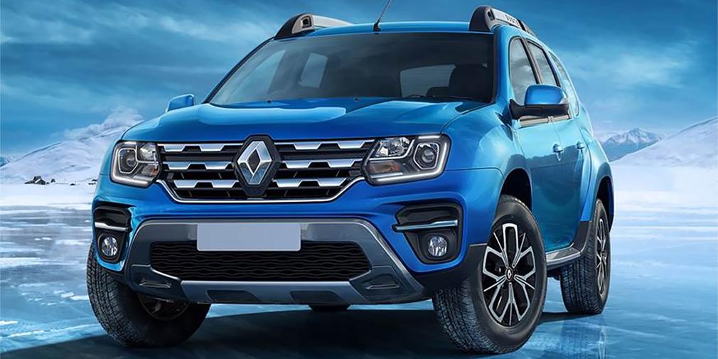 Обновленный Renault Duster выйдет в продажу 8 июля