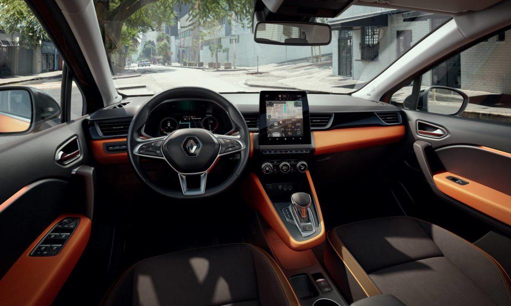 Европейский Рено Captur наплатформе Clio сменил поколение