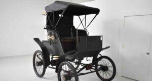 Раритетный электрокар 1898 года продадут на аукционе