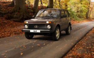 Стала известна дата начала производства обновленной Lada 4x4