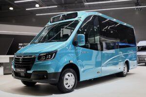 Микроавтобус «Газель NEXT». Фото ГАЗ