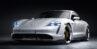 Porsche Taycan Turbo S. Фото Porsche