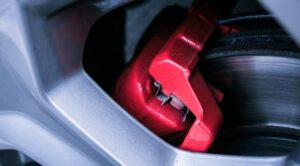 Тормозные колодки. Фото Tuesday Temptation