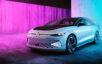 Volkswagen ID. Space Vision. Фото Volkswagen