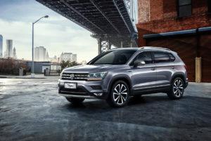 Volkswagen привезет в Россию новый бюджетный кроссовер Tarek