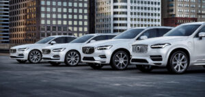 Автомобили Volvo. Фото Volvo